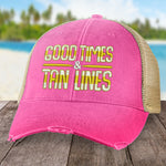 Good Times Tan Lines Hat