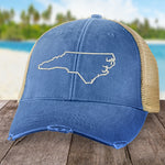 North Carolina Outline Hat