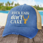 Buck Hair Don't Care Hat