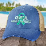 Donation - Cervical Cancer Awareness Hat