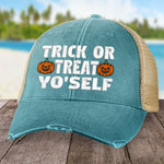 Trick or Treat Yoself Hat