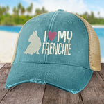 Love My Frenchie Hat