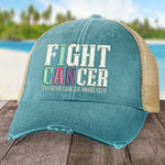 Donation - Thyroid Cancer Fight I Can Hat
