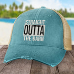 Straight Outta The Barn Hat