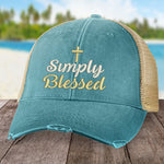 Simply Blessed Hat