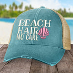 Beach Hair, No Care Hat