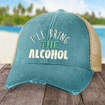 I'll Bring The Alcohol Hat