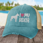 Love My Boxer Hat