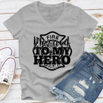 Married To My Hero Firefighter