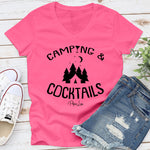 Camping And Cocktails