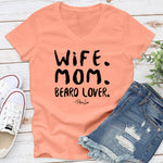 Wife Mom Beard Lover