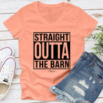 Straight Outta The Barn