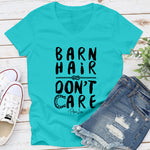 Barn Hair Don't Care