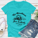 $10 Special | The Mountains Are Calling