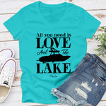 All You Need Is Love And The Lake