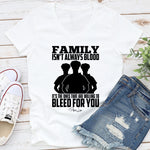 Family Isn't Always About Blood Police