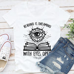 Reading Is Dreaming With Eyes Open