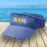 Softball Mom Visor