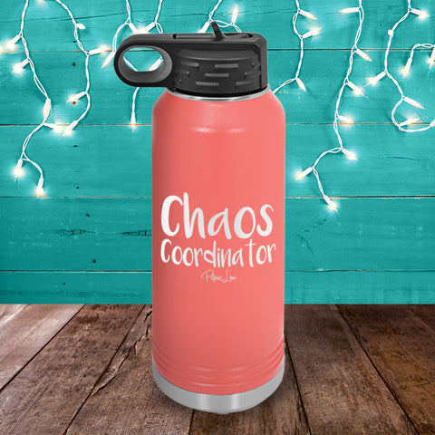 Chaos Coordinator Water Bottle