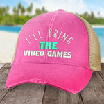 I'll Bring The Video Games Hat