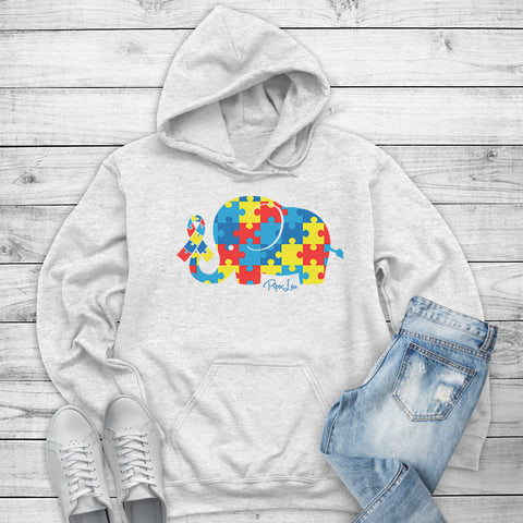 Autism | Elephant Ribbon Winter Apparel