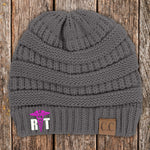RT C.C. Thick Knit Beanie