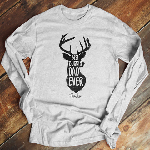 Best Buckin Dad Men's Apparel