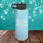 Adultier Adult Water Bottle