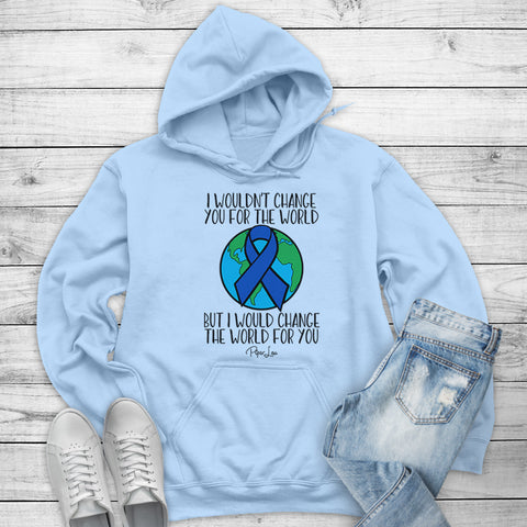 100% Donation - Colon Cancer - Change The World Winter Apparel