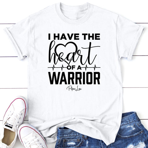 Heart Disease | Heart Of A Warrior Apparel