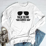 Talk To Me Goose Winter Apparel
