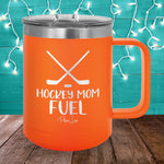Hockey Mom Fuel 15oz Coffee Mug Tumbler