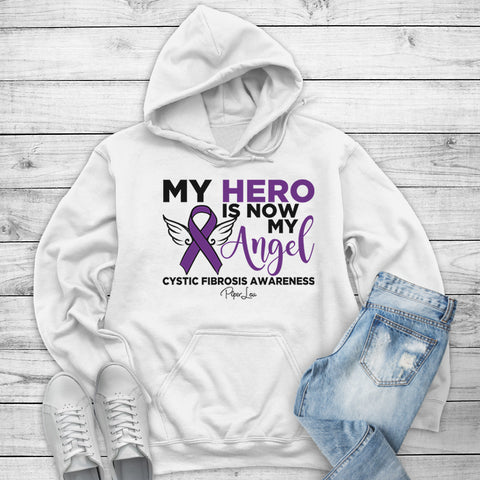 Cystic Fibrosis | My Hero Is Now My Angel Winter Apparel