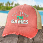 I'll Bring The Games Hat