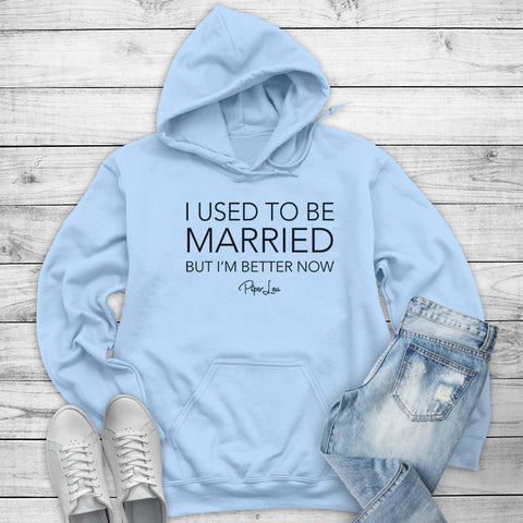 I Used To Be Married Winter Apparel
