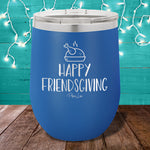 Happy Friendsgiving 12oz Stemless Wine Cup