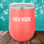 Her Rock 12oz Stemless Wine Cup