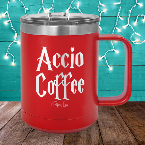 Accio Coffee 15oz Coffee Mug Tumbler
