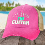 I'll Bring The Guitar Hat