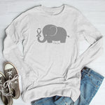 Brain Cancer | Elephant Ribbon Winter Apparel
