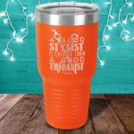 A Good Stylist Laser Etched Tumbler
