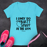 Butt Stuff At The Gym Fitness Apparel