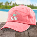 I'll Bring The Gin Hat