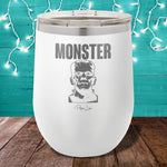 Monster 12oz Stemless Wine Cup