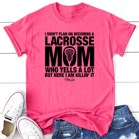 I Didn't Plan On Becoming A Lacrosse Mom