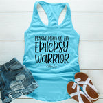 Proud Mom Of An Epilepsy Warrior