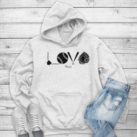 Baseball LOVE Winter Apparel