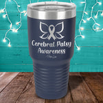Donation - Cerebral Palsy Awareness Laser Etched Tumbler