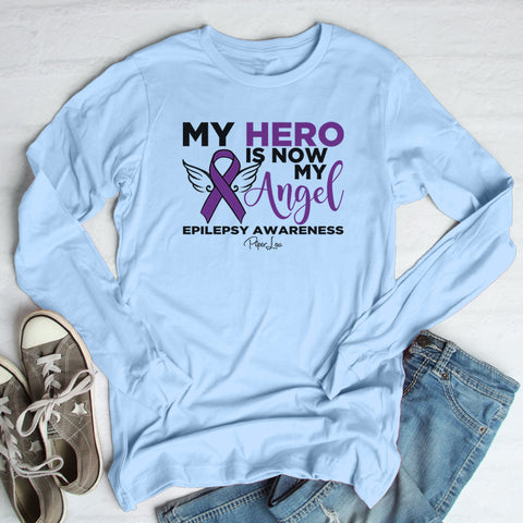 Epilepsy | My Hero Is Now My Angel Winter Apparel