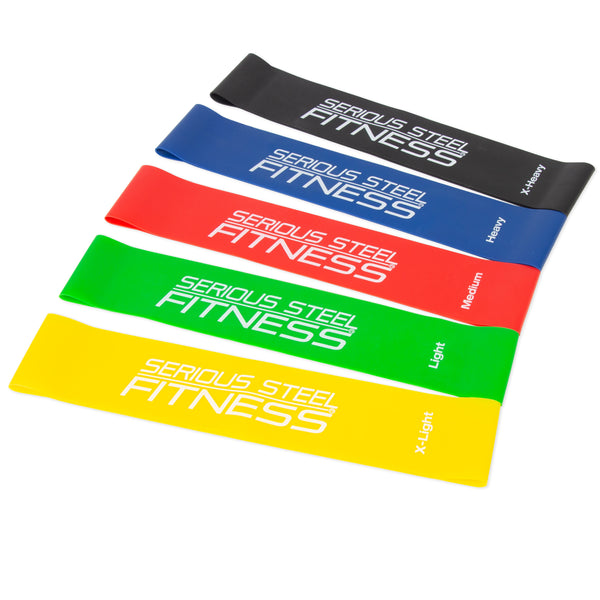 "Mini Loop Resistance Bands - 10"" or 12"""